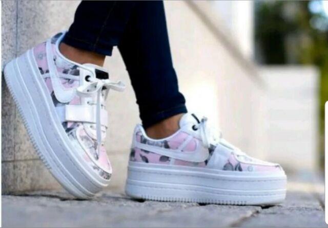 Nike Vandal 2K LX Floral White Pink