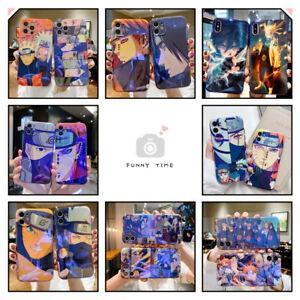Ninja Anime Hatake Kakashi Phone Case For Cover iPhone 7S 7P 11 12 Pro Max