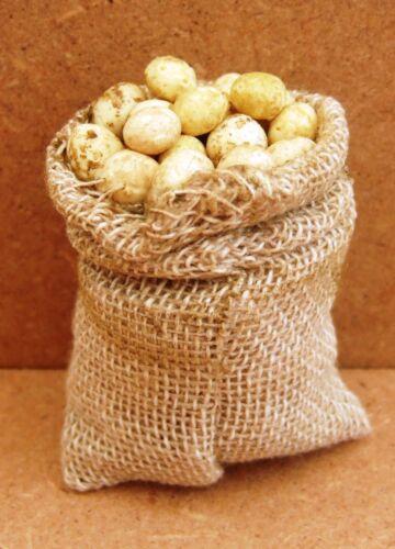 Casa De Muñecas-saco de patatas-escala 12th