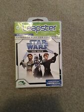 Leapster 1 or Leapster 2, Star Wars Jedi Math Adventure Learning Video Game