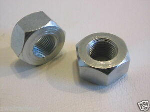Nut-M11x1-S-I-S-Moped-Front-SW19-Zinc-Plated-Nut-M11x1