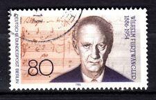 Germany / Berlin - 1986 Wilhelm Furtwängler (Conductor) / Music - Mi. 750 VFU