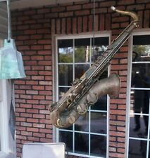 vintage Selmer Super balanced action tenor saxophone