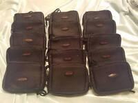 Lot Of 15 Universal Nextar Padded Camera 3.5 Gps Electronics Case Carrying Bag