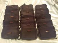 Lot Of 15 Universal Nextar Padded Camera 3.5 Gps Electronics Case Carrying Bag