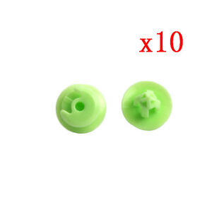 10x-Panel-De-Puerta-clips-de-retencion-del-Sujetador-Para-Bmw-87-on-3-5-7-E36-E34-E46-E39-E38