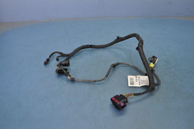 2012 Porsche Cayenne S 4 8l  1 Cable Wire Harness