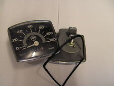 VESPA TACHO 120 km/h LENKER V 50 N SPECIAL Speedo Spezial conta Tachometer