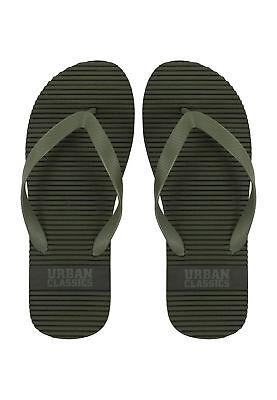 Urban Classics Basic Slipper Tb1483 Olive Die Neueste Mode