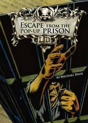 (Good)-Escape From the Pop-up Prison (Library of Doom) (Hardcover)-Dahl, Michael