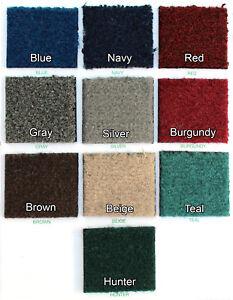 Outdoor Marine Boat Carpet 8.5/' x 16/' Color: NAVY 20oz