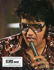 ELVIS PRESLEY  ELVIS: THAT'S THE WAY IT IS 1970 SHOW  VINTAGE LOBBY CARD #5