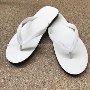 df8afa195b2af4 Image is loading Thailand-Nanyang-Authentic-Sandals-ChangDao-Flip-Flops -White-