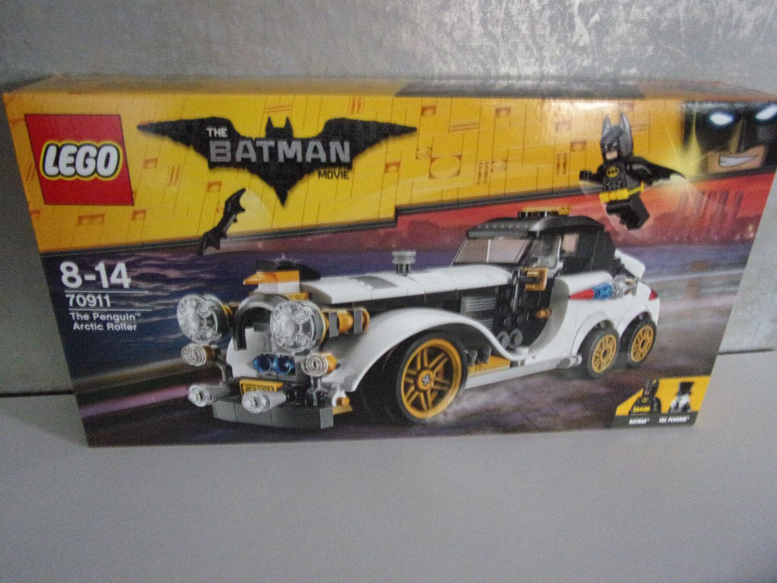 Lego 70911 l'Arctique Speeder du diable (Batman) - NEUF & neuf dans sa boîte