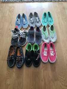 articulo También Conversacional  Nike x Vans x Adidas Sneaker lot Size 8 Mens | eBay