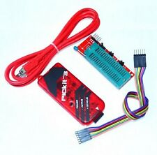Pickit3 Programmer Pickit 3 In Circuit Debugger With Universal Programmer Seat