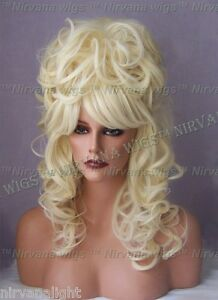 Light-Blonde-High-Cone-Beehive-Curls-Long-Dolly-Parton-Style-Julienne-Wig
