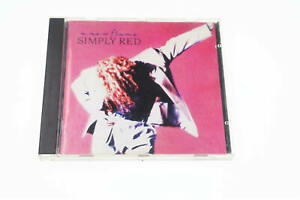 SIMPLY-RED-A-NEW-FLAME-22P2-2636-JAPAN-CD-A9720