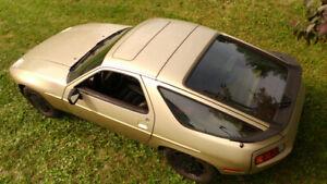 1984 PORSCHE 928 S AUTOMATIC