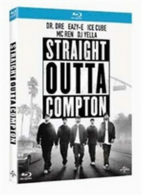 Straight Outta Compton (Blu-Ray Disc)