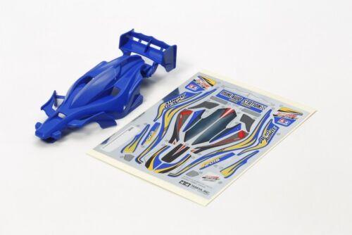 Tamiya 95081 1//32 Mini 4WD Pro JR Aero Avante 2015 Blue Body Limited Parts Set