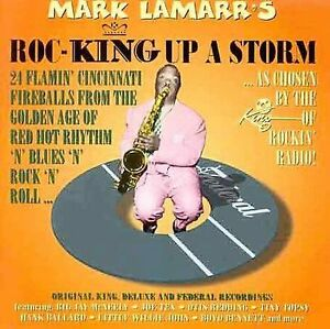Mark-Lamarr-039-s-Roc-King-up-a-Storm-by-Various-Artists-CD-Sep-1999-Westside-Rec