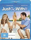 Just Go With It (Blu-ray, 2011)