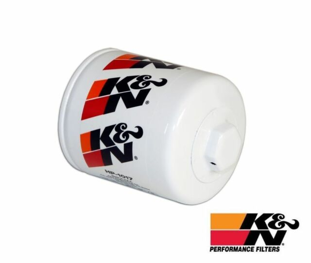 KN HP-2010 - K&N Wrench Off Oil Filter Ford Mustang GT 4.6L V8 05-08