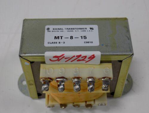 SIGNAL TRANSFORMER MT-8-15 *PZB*