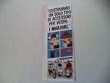 advertising Pubblicità 1984 STILMOTOR e VESPA