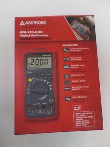 Beha-Amprobe-AM-520-EUR-Hand-Multimeter-Neu-amp-OVP