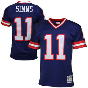 b3e56e482 Image is loading Mitchell-amp-Ness-New-York-Giants-Phil-Simms-