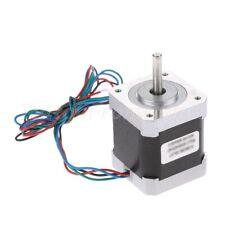 1pc 09 42mm Stepper Motor Bipolar Nema17 2 Phase 24a 4 Wires For 3d Printer