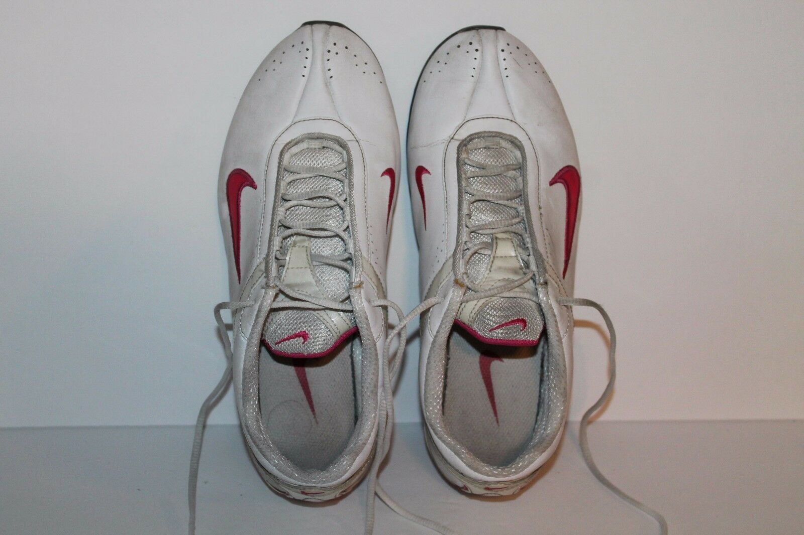 Nike air cardio iii scarpe da corsa, cosa cosa cosa   rosa, il cuoio, le donne '8 | prezzo al minuto  | Maschio/Ragazze Scarpa  c36401
