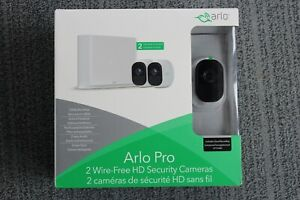 Arlo Pro 2 Wire-free HD Security Cameras - 2 pack - VMS4230-100PAS