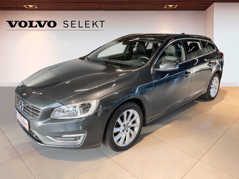 Volvo V60 2,0 D4 190 Momentum Eco aut.
