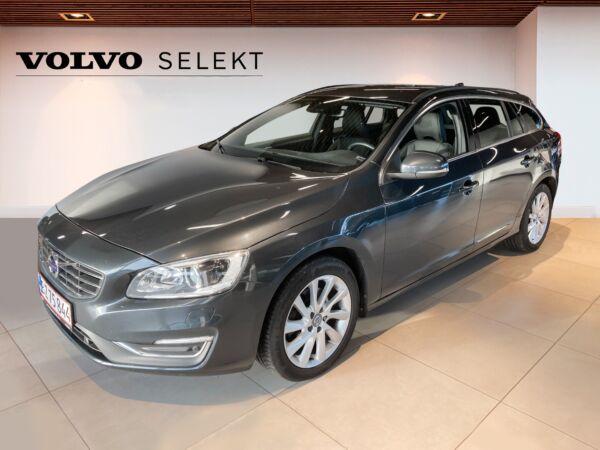 Volvo V60 2,0 D4 190 Momentum Eco aut. billede 0