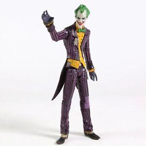 Batman-The-Joker-PVC-Action-Figur-Sammlerstueck-Modell-Spielzeug-17cm-bewegliche-Gelenke-Kit