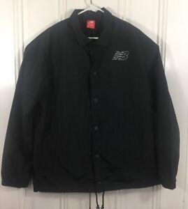 New Balance Men's Classic Coaches Jacket
