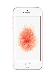 Apple Iphone Se 32gb Rose Gold Unlocked A1662 Cdma Gsm For