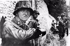 """WW2 - Grenadiers de la 12ème SS Panzerdivision """"Hitlerjugend"""" - Carpiquet 06/44"""