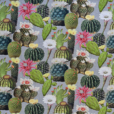 Wildflower Meadow Digital Print Fabric Quality Upholstery /& 100/% Cotton