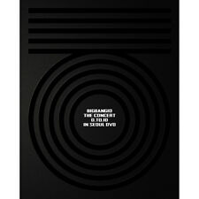 BIGBANG10 THE CONCERT 0.TO.10 IN SEOUL DVD 2DISC+PhotoBook+PhotoBard+Badge+Note