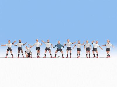 Miele Noch 45965 Tt Figure 1:120 - Squadra Calcio - Nuovo In Confezione Originale Altamente Lucido