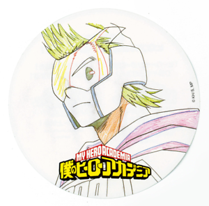 My Hero Academia-JUMP FESTA-4th Season Promo Goods-Round Sticker:Mirio Togata