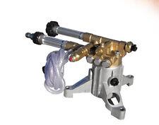 Pressure Washer Pump Plumbed Ar Rmw22g24 Ez 22 Gpm 2400 Psi 3400 Rpm