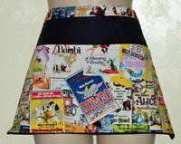 Disney Disney Posters Waitress Server Waiter Waist Apron