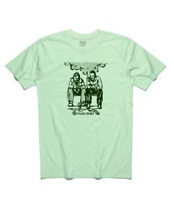 Passport-Tee-No-Way-Out-Mint-Pass-port-PASS-PORT-Skateboard-T-Shirt