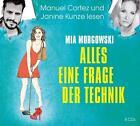 Alles eine Frage der Technik von Mia Morgowski (2014)