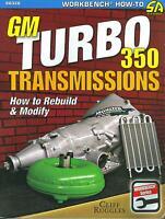 Camaro/chevelle Gm Turbo 350 Transmission-rebuild Or Modify-1968 On